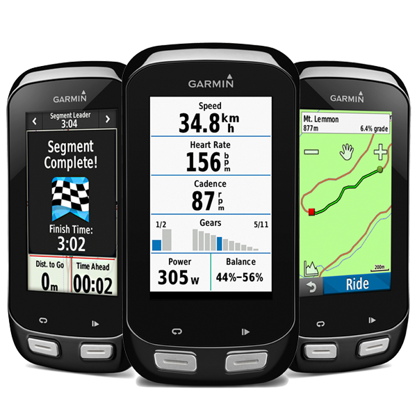 Rent Garmin Edge 1000 bicycle navigation